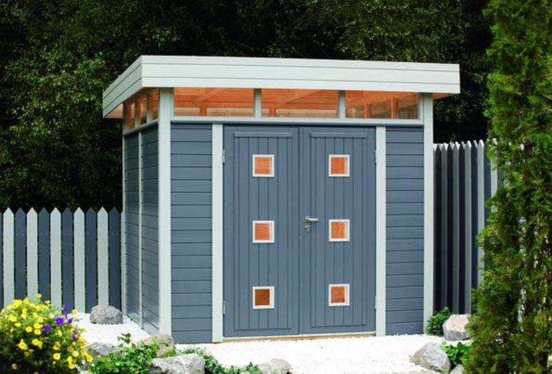 gartenhaus 20mm gro koschener holzblockh user. Black Bedroom Furniture Sets. Home Design Ideas