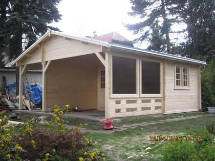Gartenhaus Referenz 012