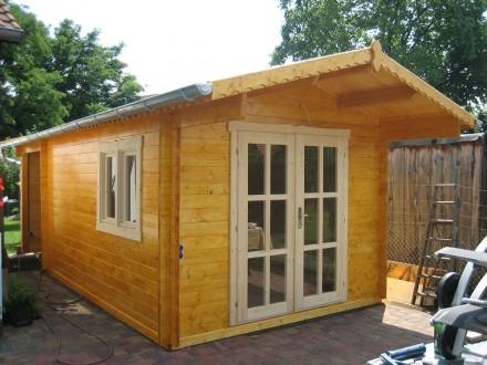 Gartenhaus Referenz 014