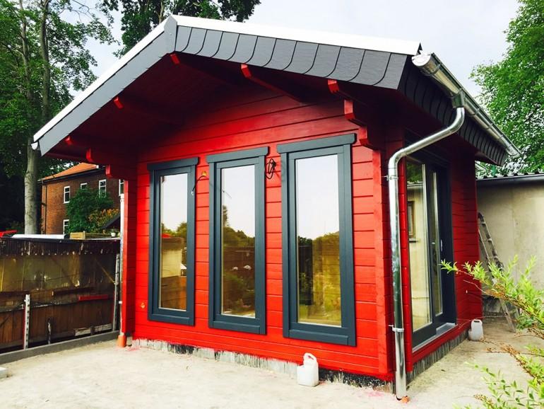 Gartenhaus Referenz 015