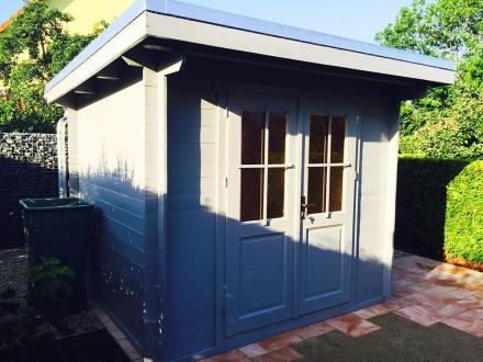 Gartenhaus Referenz 016