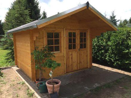 Gartenhaus Referenz 18