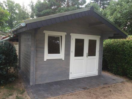Gartenhaus Referenz 20