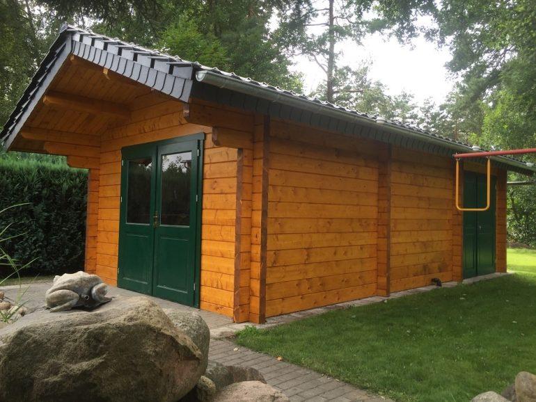 Gartenhaus Referenz 21